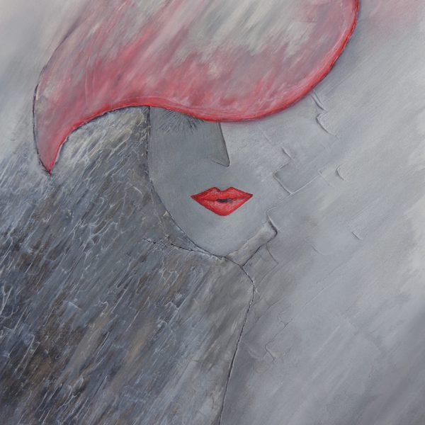 Cabaret 1, 100 x 120 cm