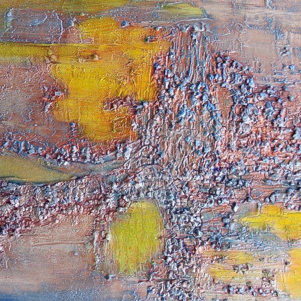 Silberperlen, 100 x 50 cm