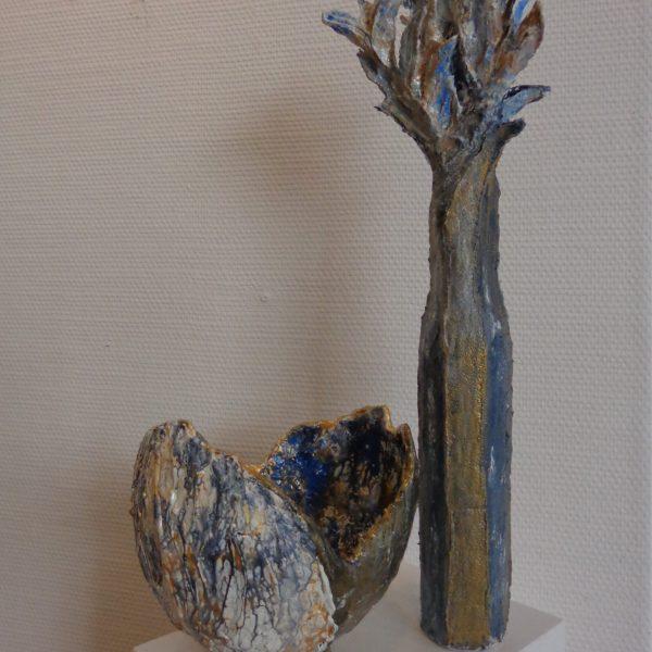 Skulptur B