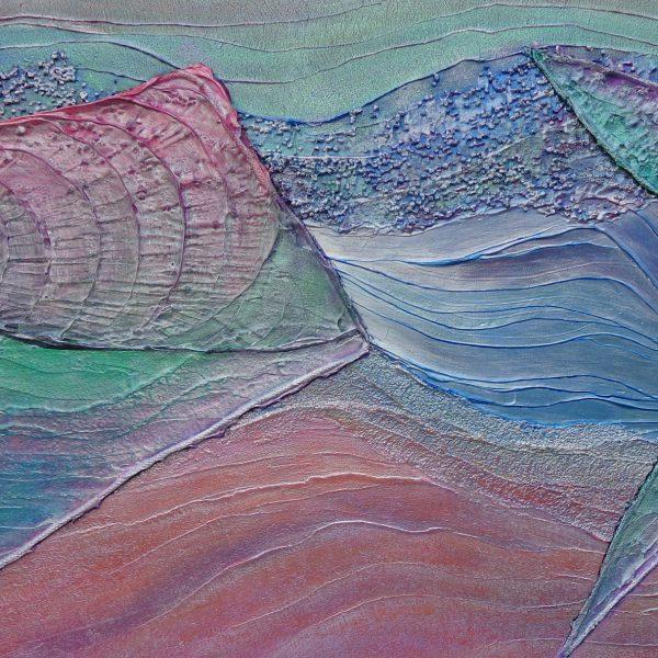 Unterwasserwelt, 100 x 50 cm